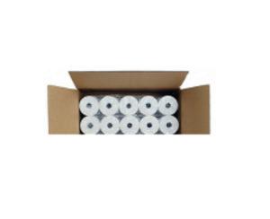 Carton de 10 rouleaux de Papier Thermique 60x46x12
