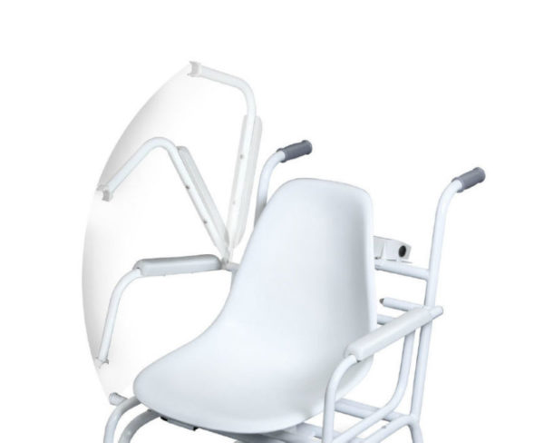Fauteuil pp MCB accoudoirs