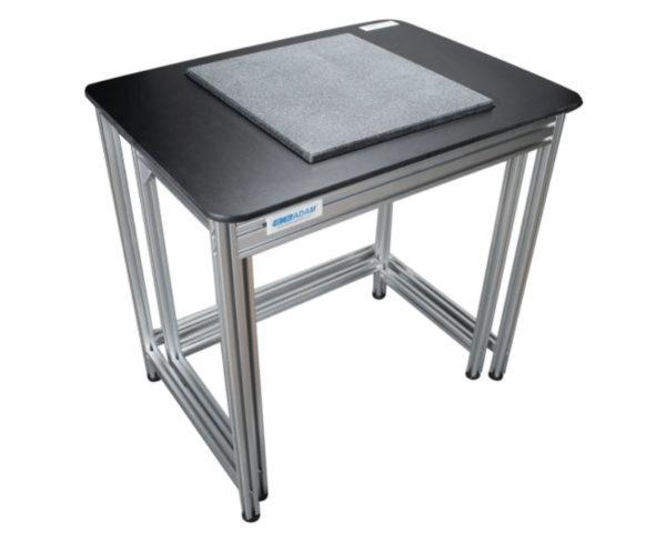 photo d'une table anti-vibration