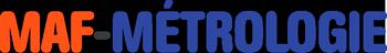 Logo de MAF-MÉTROLOGIE en version texte