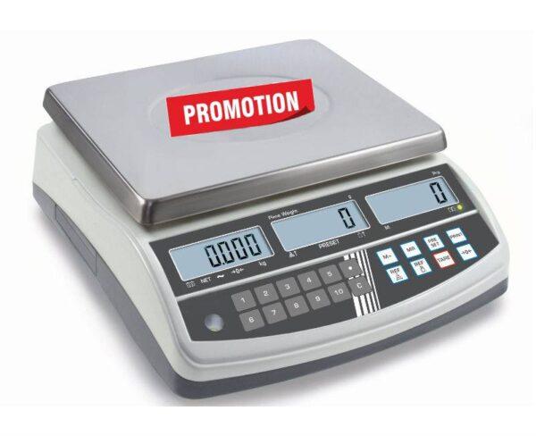 photo d'une balance compteuse cpb en promotion