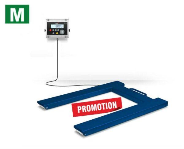 photo d'une pèse palette uob en promotion