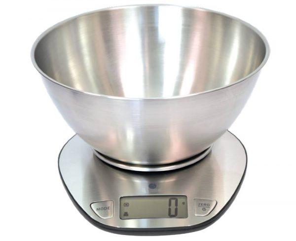 Photo d'une balance de cuisine steel ks